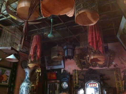 Tan's fist food stop:  Little Hanoi at 9 Ta Hien Street