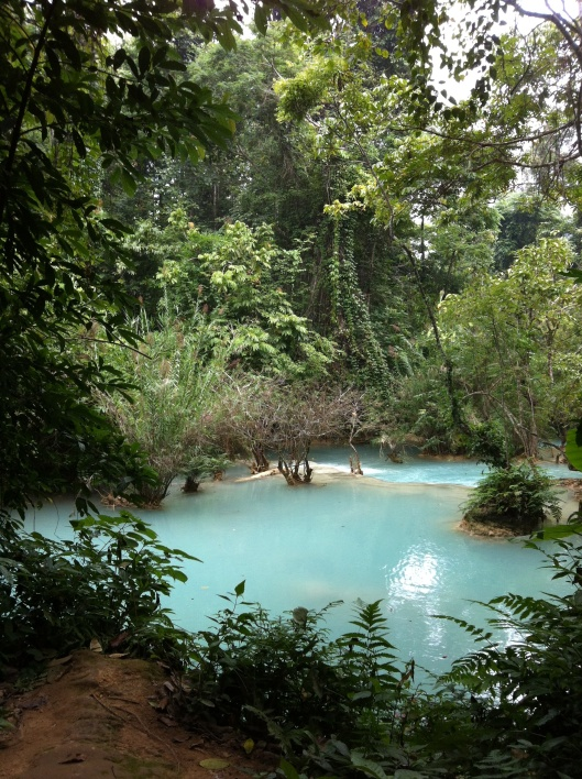 The next calm pool.