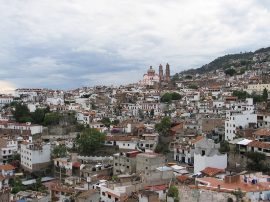 The magical city of Taxco.