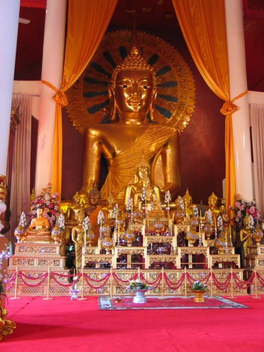 Wat Pra Singh in Chinag Mai.