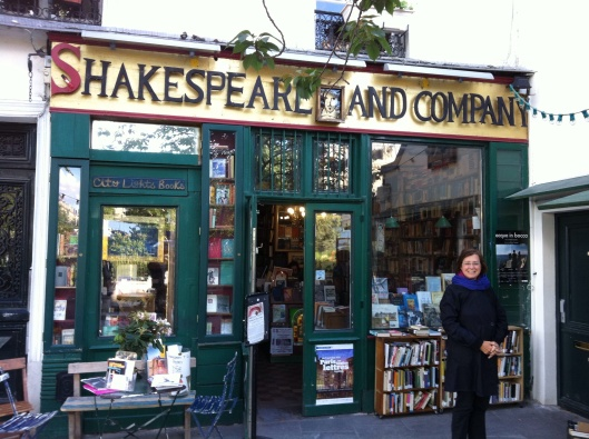 Sylvia Beach's Paris bookstore changed the world.