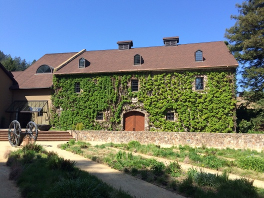 The Hess Collection and Vineyard Estate.