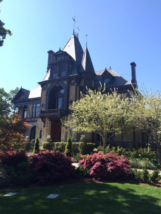 The Inglenook Estate.