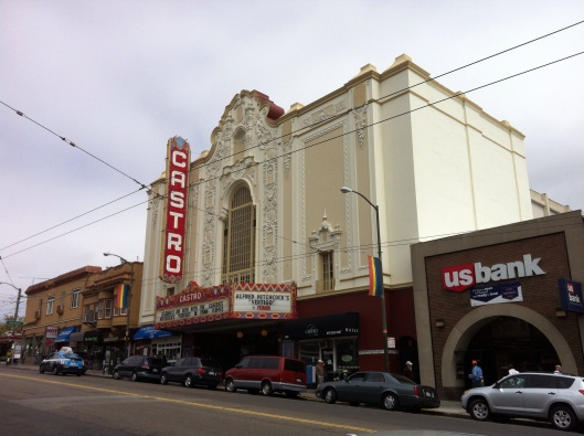 The greatest place to see Hitchcock is in the Castro.
