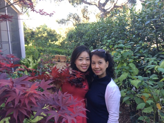 Welcome to Pasadena, To Trinh and Tracy!