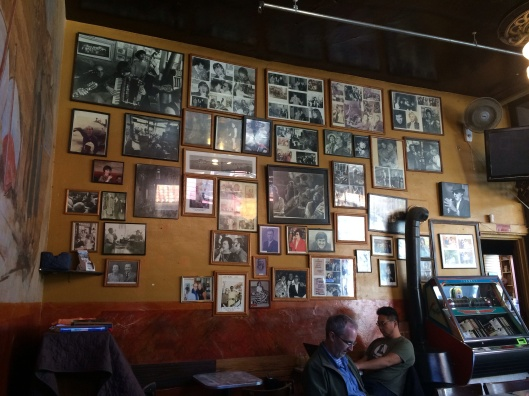 Caffe Trieste in NOrth Beach lays the best claim to Godfather script location.