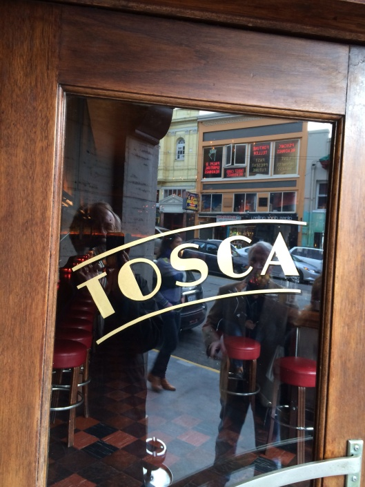 Scarpia was right. Tosca might make you forget God!