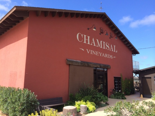Chamisal Winery is at 7525 Orcutt Rd. in the Edna Valley.