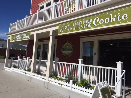 A great place for cookie in Cayucos.
