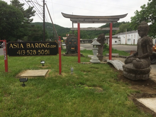 Asia Barong on Route 7 in Great Barrington MA.