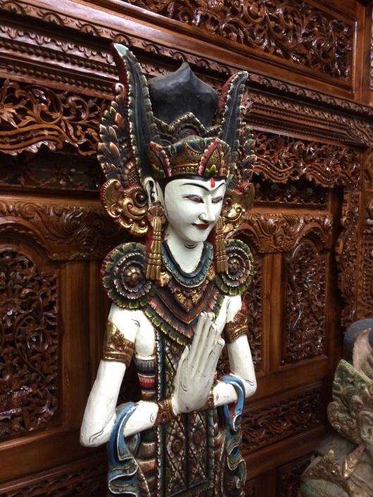 I dreaming of Bali.