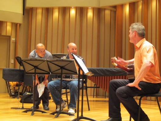 Vu Nhat Tan of Hanoi, Larry Kaplan of LA and Helenus de Rijke of Amsterdam.