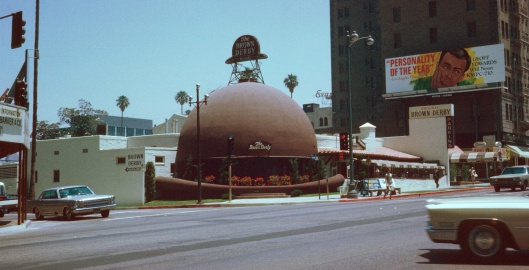 Hanns Eisler enjoyed The Brown Derby.