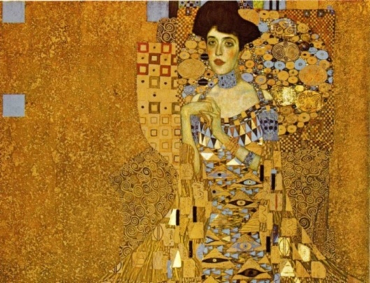 The Woman in Gold.