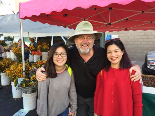 With Nuh Pham and Thuy Thu Thuy.