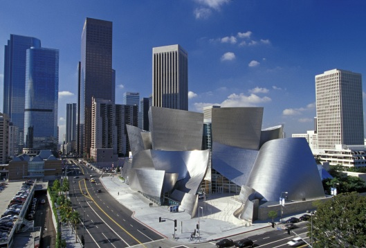 REDCAT in Walt Disney Concert Hall is the new home of the LA International New Music Festival.