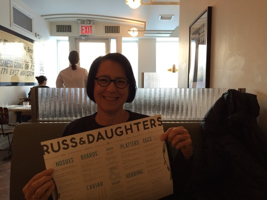 Plan a breakfast at Russ & Daughters Cafe, a new addition to the Lower East Side.