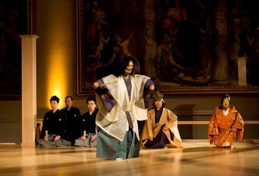 Hosokawa is inspired by Japanese Noh drama.