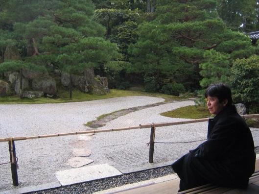 A pensive Toshio Hosokawa.