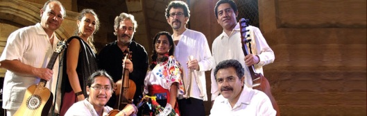 Leopoldo Novoa and Tembembe with Jordi Saval.