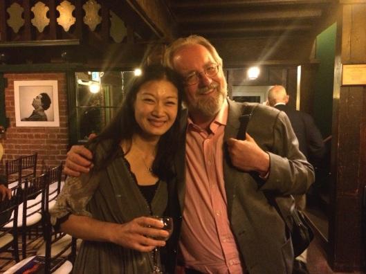 A happy reunion with Mari Kodama in San Francisco.