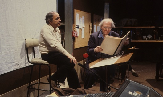 Boulez, who taught Kent, with Messiaen, who taught Boulez, Dao, and Stockhausen.