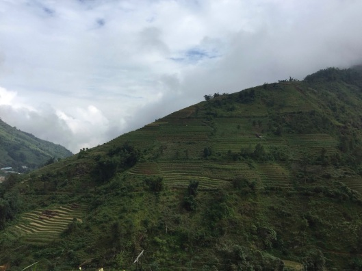 Sapa was the perfect location for a planning retreat.