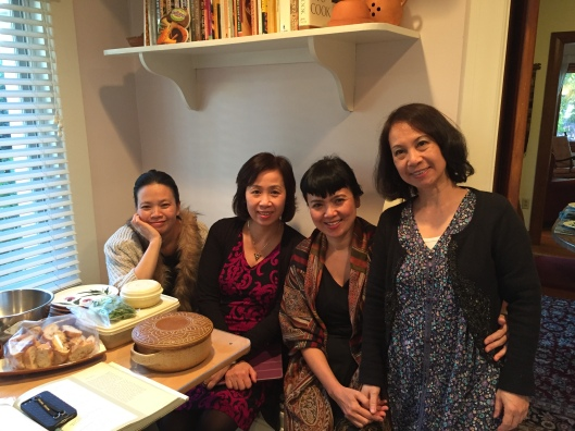 Sam-Thi Nguyen, Thanh Thao Bui, Nguyen Van Quynh and Tuyet Trinh Dao.