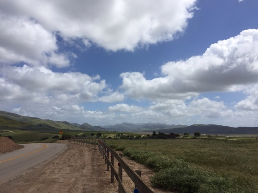 Foxen Canyon Road in the Santa Maria Valley.