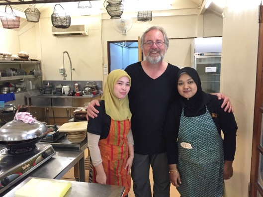 Big hearts in Malaysia helped teach me their magical cuisine.