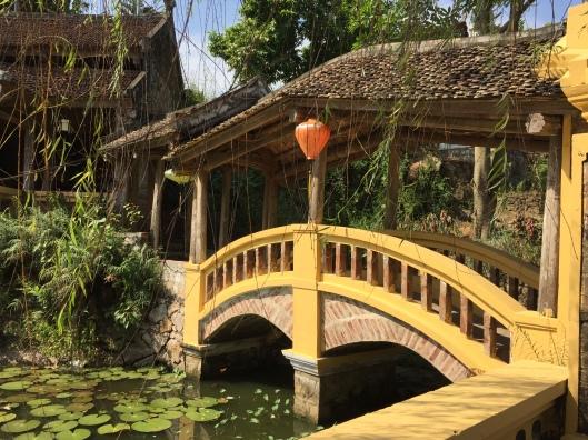 A poetic bridge.