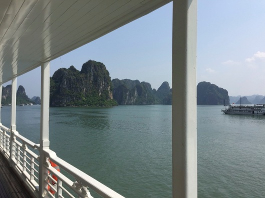 Heaven on Earth is spending two days on ha Long Bay.